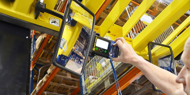 Naval Base automates control of forklift fleet with Hyster Tracker