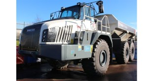OPS to distribute Terex Trucks articulated haulers in Australia