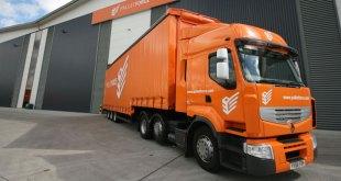 QTR Transport exclusivity delivers competitive advantage for Palletforce