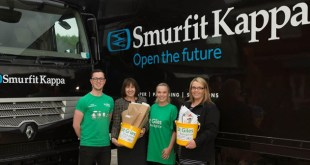 Smurfit Kappa Recycling Scheme raises over 40K GBP for hospice care
