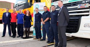 The Solent Logistics Consortium new Driver HGV Training and Guaranteed Job Scheme hailed a success