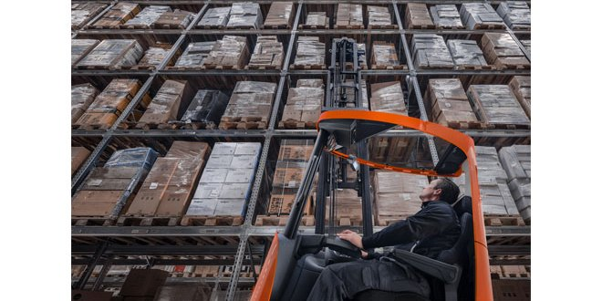 Toyota Material Handling delivers true vision with the new BT Reflex reach trucks