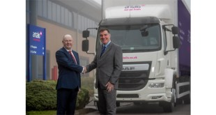 Antalis invests 5m GBP in new Fraikin fleet