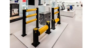 Award winning A-SAFE barrier showcased in Germany