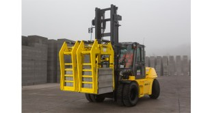 New Kid on the Block Interfuse take delivery of its first Hyundai Forklift