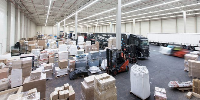 Palletways invests in new £10m central hub in Germany