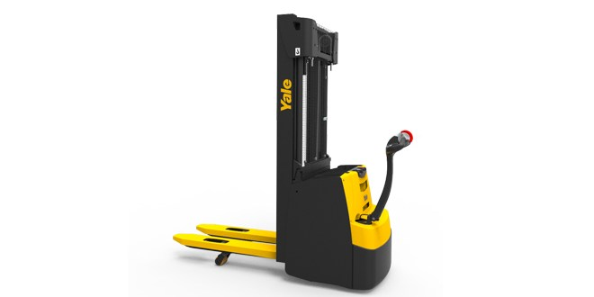 Yale Europe Materials Handling adds to pedestrian stacker series with initial lift and first 2 tonne models