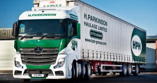 Mercedes-Benz Actros Fuel Challenger wins its place in HPH fleet