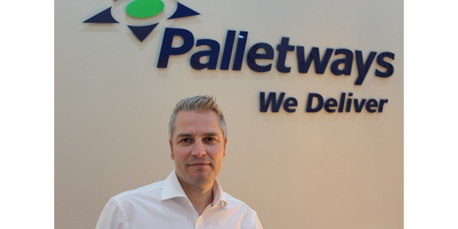 Palletways Group appoints Finance Director