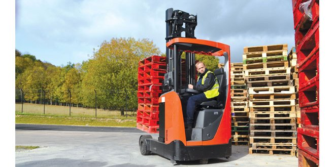 Toyota Material Handling helps NHS Wales to reduce costs in their operation