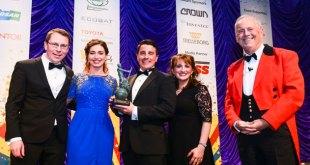Acclaim Handling wins FLTA Dealer Member of the Year Award 2017