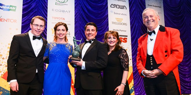 Acclaim Handling wins FLTA Dealer Member of the Year Award 2017