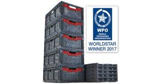 F-Crate wins WorldStar Packaging Award