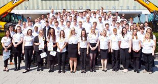 A-Plant - Huge opportunities for apprentices as Royal Assent is granted on HS2