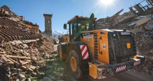 Hyundai Heavy Industries supports rebuilding work in the wake of Italian earthquake