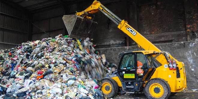 JCB ensures uptime for Stanton Recycling
