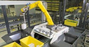 KNAPP picking robot named Best Product at LogiMAT 2017