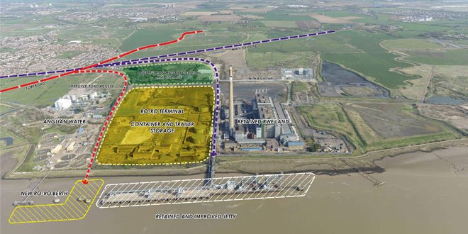 Port of Tilbury thanks community for engagement at preliminary consultation events