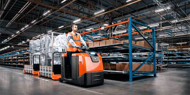 Toyota Material Handling to attend Commercial Vehicle Show 2017