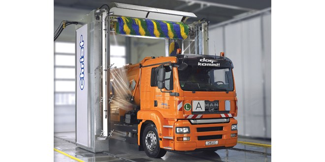Wilcomatic washing solutions for all commercial vehicles