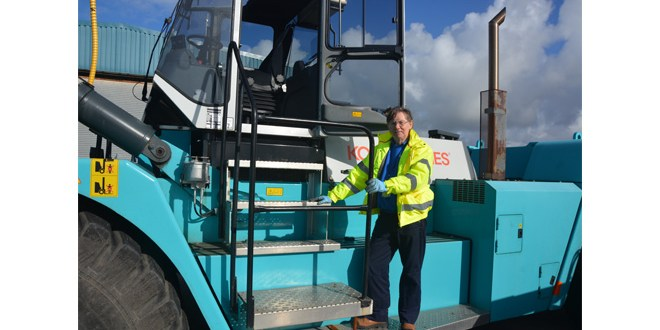 new contract reinforces cooper handling group partnership with waste specialist