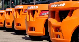 Doosan Forklifts leads the way with safety