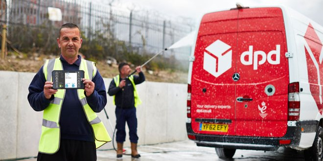 BigChange cleans up with a 130 vehicle roll out for LPW Mobile Fleetwash