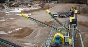 APS brings quarry back to life