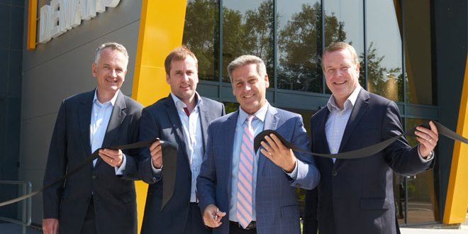 Dematic Northern Europe opens state-of-the-art headquarters in Adderbury