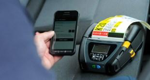 In-cab printing take-up surges at Palletways