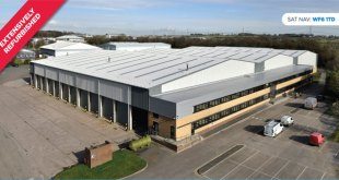 Onward Holdings upgrades Normanton 108 warehouse