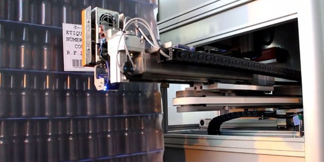 Unique P&A pallet labelling system from Orbital has SATO print technology at its heart
