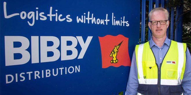 Bibby Distribution doubles up on safety with first ROSPA Gold Awards