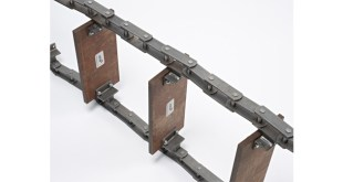 F1 inspired FB Chain scrapers are the winning choice for conveyor customers