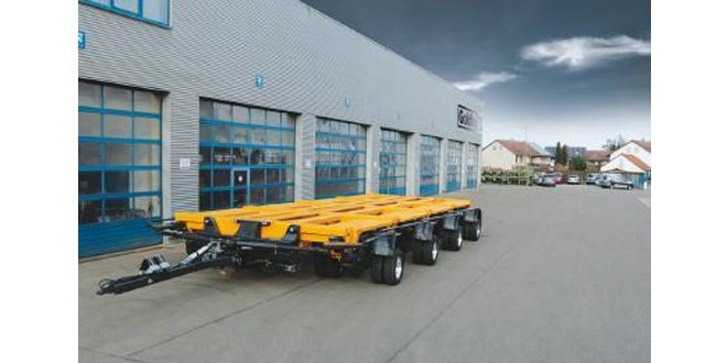 Goldhofer transport solutions tailored to the needs of the American market