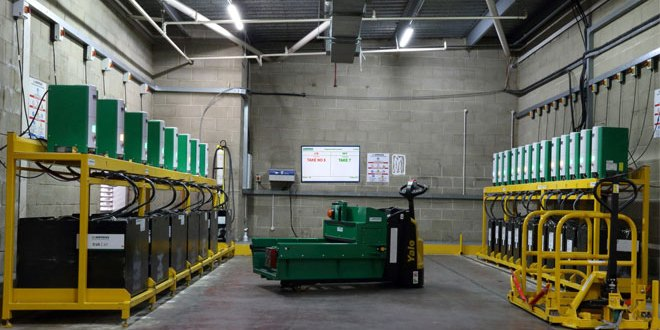 Hoppecke battery systems help major fruit importer meet demand