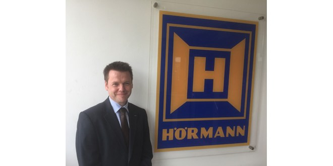 Hörmann appoints new key account manager
