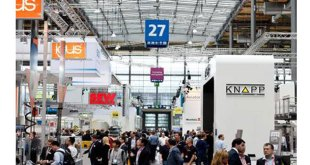 CeMAT 2018 New synergies between intralogistics and production