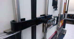 High demand for new trailer locks to guard against theft and stowaways