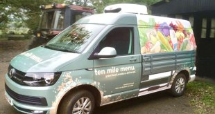 Maxoptra helps keep Ten Mile Menu food deliveries Lean and Green