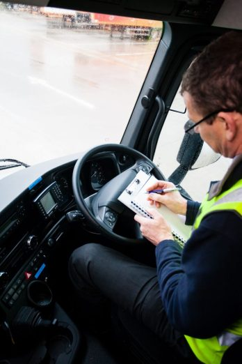 RTITB is urging the industry to take action to help improve the mental health of LGV driver
