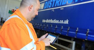 TDW Distribution fleet maintenance operation goes mobile with Freeway apps