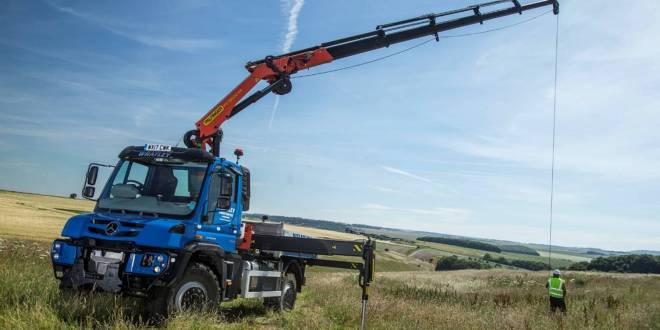 Whatley & Co Mercedes-Benz Unimog proves that three into one does go