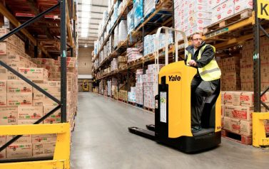 Yale MPT Series Rider Pallet Truck