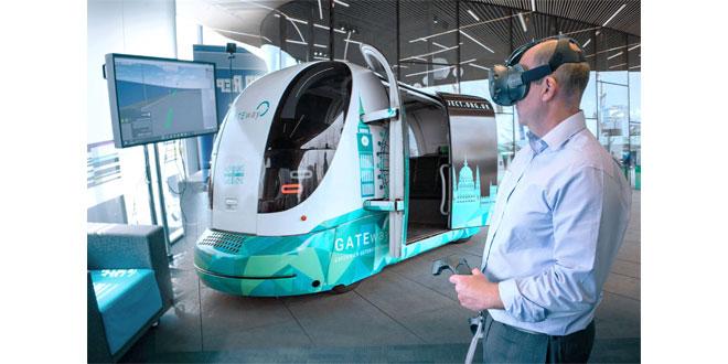 3D Repo VR Simulator helps TRL shape future of Autonomous Vehicle Services