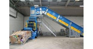 Heron Foods installs Presona baler and conveyor system