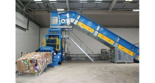 Heron Foods installs Presona baler and conveyor system