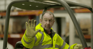 Mentor FLT Training Show your hand for new safety campaign