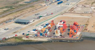 Pentalver to expand container facility at DP World London Gateway