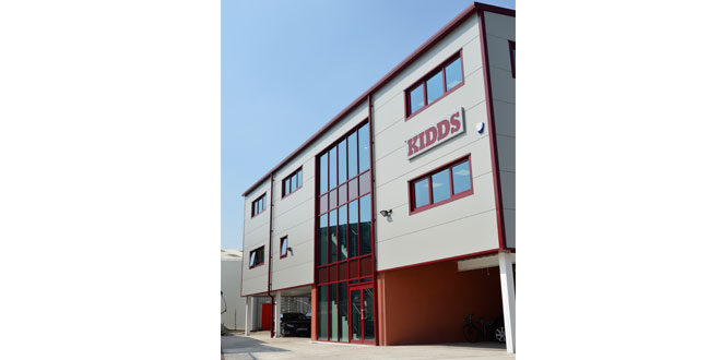 Kidds Transport celebrates 65th year in business